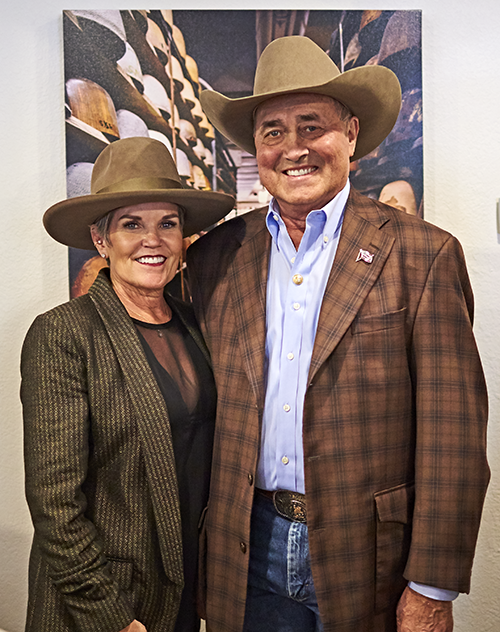 Best Hat Store founders - Keith & Susan Maddox